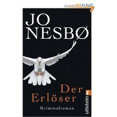 Jo Nesbo- Der Erlöser (Harry Holes sechser Fall)