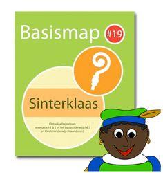 Basismap Sinterklaas - Themamap boordevol praktijkgerichte ideeen.