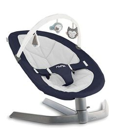 Take a look at this Navy Leaf, Toy Bar & $25 Gift Card by Nuna Baby Essentials on #zulily today!