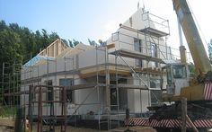 Przeprojektowanie domu na prefabrykowany