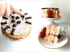 Chocolade-dessert-spijker
