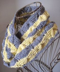 Forget Me Not Cowl