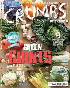 Issue #9 out now!   www.crumbsmag.com