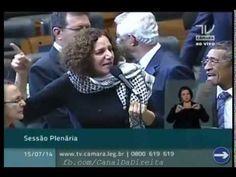 Jandira Feghali bate boca com Bolsonaro | Palestina vs Israel Publicado em 16 de jul de 2014 A COMUNISTA JANDIRA FEGHALLI PREGANDO SEU ÓDIO CONTRA O POVO JUDEU NO CONGRESSO NACIONAL, E SENDO DESMASCARADA PELO DEPUTADO FEDERAL JAIR BOLSONARO. Curta: http://facebook.com/CanalDaDireita