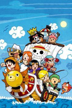One Piece Phone Wallpapers - Album