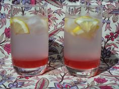 Diana's Cook Blog: Sirop de rhubarbe maison