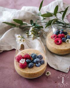 Jogurtti-chiavanukas | Kokit ja Potit -ruokablogi