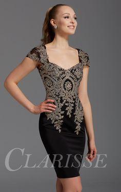 Clarisse 2942 Dress - MissesDressy.com