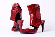 #Tibi #RubySlippers