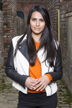 the latest ac1f7 54bb3 Coronation Street spoiler Alya Nazir discovers Sharif and Sonias affair