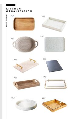 My Favorite Items for Organizing the Kitchen – Room for Tuesday Kitchen – home accessories Kitchen Countertop Decor, Home Decor Kitchen, Home Kitchens, Kitchen Utensils, Kitchen Tray, Kitchen Tools, Kitchen Gadgets, Kitchen Organization Pantry, Home Organisation