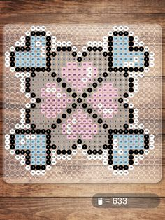 Design NABBI beads pattern