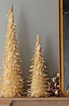 woodchip trees