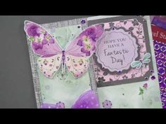 ▶ Hunkydory Summer - Paper Wishes Weekly Webisodes - YouTube