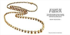 Fine jewelry by Madhuri Parson | Shop now!  #Luxe #Designer #Necklaces #Jewellery #Earrings #Gold
