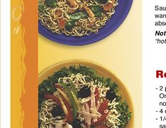 Romano Ramen Salad        Great summer salad.   used fresh vegetables from the garden plus black olives.  Noodles mix with veggies better if you cut them up some.