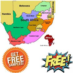 South Africa,: just like in USA, you can get , Free Samples. You'll be able to find Free Stuff from cosmetics, fragrances and Free Baby Samples, Free State, Free Boxes, Camping Gifts, Flower Stamp, Game Pieces, Free Baby Stuff, Creative Gifts, South Africa