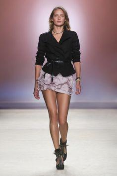 Isabel Marant DEBRA blazer + YUMI skirt
