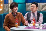 141111 MBC Radio Star Official Update with Kyuhyun