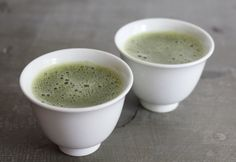 Matcha tea, a powdered shade-grown Japanese green tea, is sweet, nutty, and creamy. It's energizing like espresso and has the health benefits and color of a shot of wheat grass. In this week's blog post we chronicle our adventures in developing an Arogya Matcha Latte, and how to brew a proper cup of traditional Matcha tea.