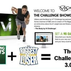 Teaming up with The Biggest Loser www.rivigirl.com