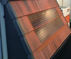 Rooftop Installation Of Intecto Integrated PV Tile