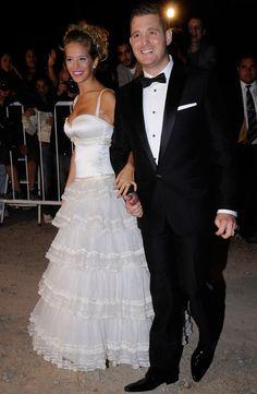 The Wedding of Michael Buble and Luisana Lopilato