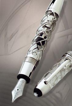 ♂ men's accessories silver pen