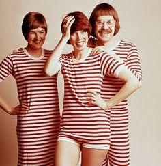 Tasaraita pattern by Annika Rimala for Marimekko, designed in 1968.