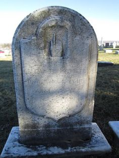 Elizabeth Lowry Brubaker (22 Oct 1794 - 24 Feb 1846)  100F Cemetery, Berlin, Somerset County, Pennsylvania - Find A Grave Memorial