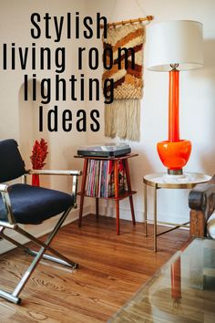 Stylish living room light ideas. Gorgeous lights are essential to a lovely living room or lounge and these lights work so well. Come and take a look at this fabulous lighting Beautiful Lights, Beautiful Space, Corner Table, Window Dressings, Living Room Lighting, Lighting Solutions, Room Lights, Fabric Shades, Perfect For Me