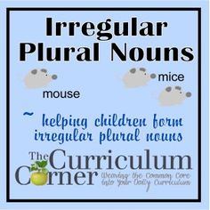 irregularplural
