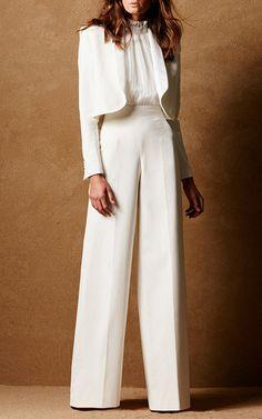 Caroline Hayden Look 8 on Moda Operandi