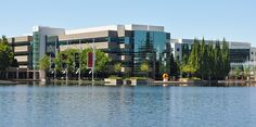 Nike Inc. headquarters in Beaverton, Wash. Photo by Brandon Carson.