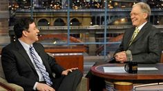 Late Night Reacts to David Letterman's Departure