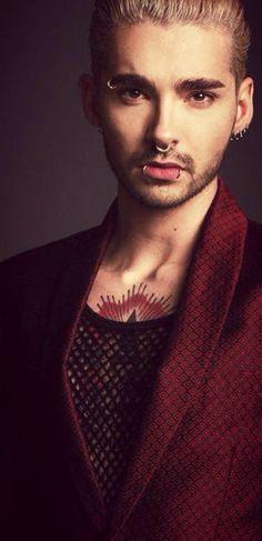 I melt.... Bill Kaulitz