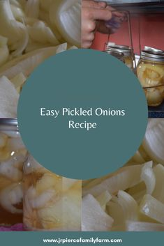 Have a ton of onions to preserve? Try this tantalizing recipe for canned pickled onions! Easy Pickled Onion Recipe, Pickle Onions Recipe, Pickled Onions, Raised Garden Beds, Raised Bed, Farm Projects, Onion Recipes, Preserving Food, Canning Recipes