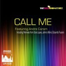 MiniMonstarz - Call Me (UR028) http://www.beatport.com/release/call-me/301972