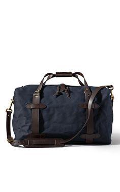 9be3e36a4444 Filson Medium Duffle Bag Navy