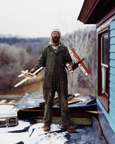 photo  Alec Soth, Charles, Vasa, Minnesota, 2002