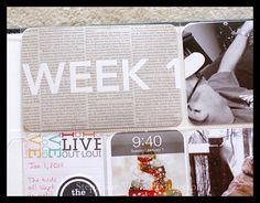 Lovin the newspaper background