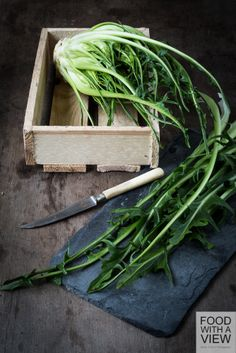 Puntarelle | Food with a View