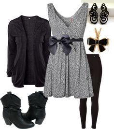 """Winter Girlie Girl"" by kyrie-akers-hubbard on Polyvore, nice"