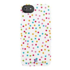 iPhone Case Confetti Print by ShopCF on Etsy, $42.00