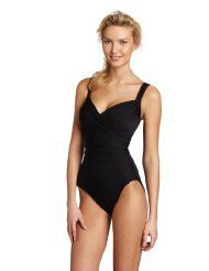 Miraclesuit Womens Must Have Sanibel One Piece Swimsuit