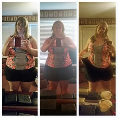 My before during and after pics from my 100 pound weight loss!
