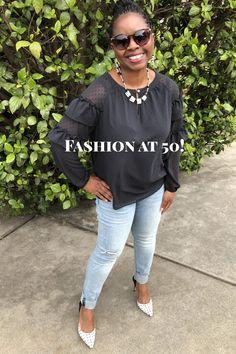 Fabulous fashion at 50