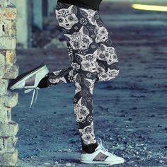 Just listed our new Sugar Skull Cats .... Check it out! http://swagonin.com/products/sugar-skull-cats-leggings?utm_campaign=social_autopilot&utm_source=pin&utm_medium=pin