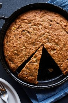 Bread Cake, I Foods, Cornbread, Recipies, Deserts, Brunch, Banana, Tasty, Nutrition