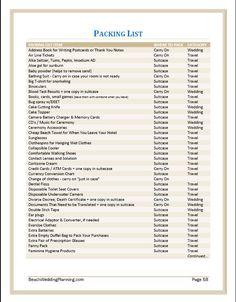 the beach wedding planner and checklist beach wedding planning wedding planning checklist Wedding List, Best Wedding Planner, Wedding Show, Wedding Humor, Trendy Wedding, Wedding Facts, Wedding Advice, Wedding Ceremony, Dream Wedding